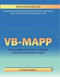 VB-MAPP Kwestionariusz