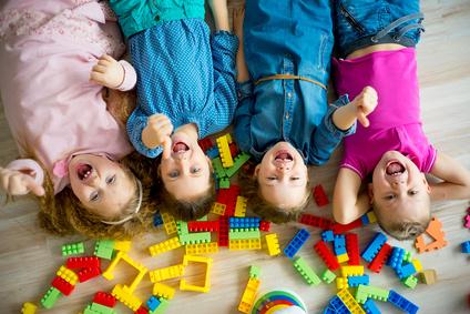 Skuteczna praca z małymi dziećmi w przedszkolu